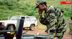 Gen.-Kagame-on-satellite-phone