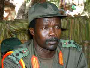 Joseph Kony might negotiate his surrender, ending a long, murderous rampage