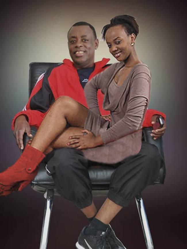 Ngo Kabarebe yaba abyumva kimwe n'umuhanzi Butera Jeanne aka Knowless...ntawe udakama izo aragiye!?