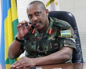 General Nyamvumba avuga rumwe na opposition y'u Rwanda