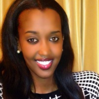 "A young Rwandan orphaned by RPF reacts to Ange Kagame's "" I can't live without my parents"""