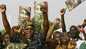 Burkina Revolution