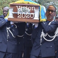 RIP Kagame's 2020 Vision – The New Lie That Rwanda Will Become A Middle Income Nation By 2035 Will End The Same Way