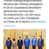 Quand Félix Tshisekedi offre la RDC à Paul Kagame