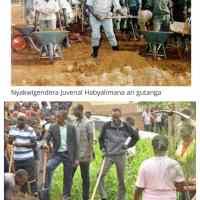 Habyarimana ni we wazanye umuganda.