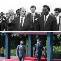 La France au Rwanda: De Mitterrand à Macron, une attitude ambiguë